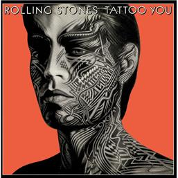 Rolling Stones: Tattoo You Puslespil (500 brikker)