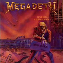Megadeth: Peace Sells... But Who´s Buying Puslespil (500 brikker)
