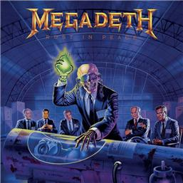 Megadeth: Rust in Peace Puslespil (500 brikker)