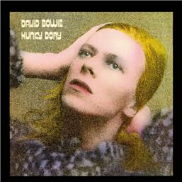 David Bowie: Hunky Dory Puslespil (500 brikker)