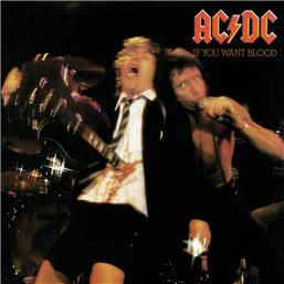 AC/DC: If You Want Blood Puslespil (500 brikker)