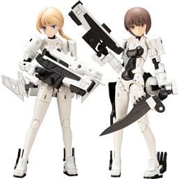 Megami Device: Wism Soldier Assault Scout Plastic Model Kit 14 cm