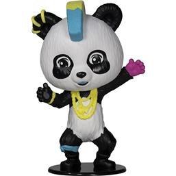 Just Dance: Panda - Ubisoft Heroes Collection Chibi Figure 10 cm