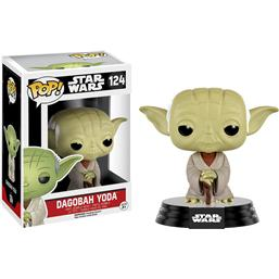 Star Wars: Dagobah Yoda POP! Bobble Head (#124)