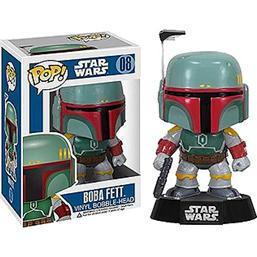 Boba Fett POP! Bobble Head (#08)
