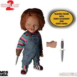 Chucky Designer Series Talking Menacing 38 cm