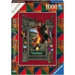 Harry Potter: Triwizard Tournament Puslespil (1000 Brikker)