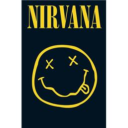 Nirvana: Smiley plakat