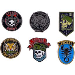 Call Of Duty: Black Ops Cold War Pin 6-Set