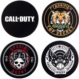Call Of Duty: Call of Duty: Black Ops Cold War Coaster 4-Pack Badges