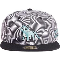Rick and Morty: Outer Space Cat Snapback Cap