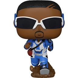 A-Train POP! TV Vinyl Figur