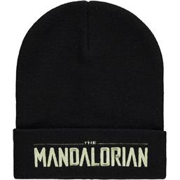 Star Wars: The Mandalorian Logo Beanie