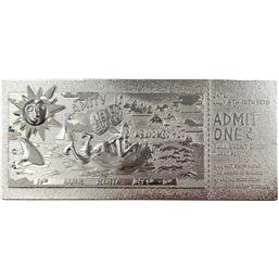 Regatta Ticket Limited Edition (silver plated) Replica