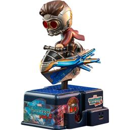 Star Lord CosRider Mini Figure with Sound & Light Up 15 cm