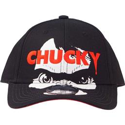 Chucky Curved Bill Cap