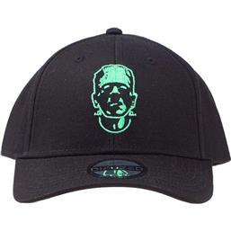 Frankenstein Curved Bill Cap