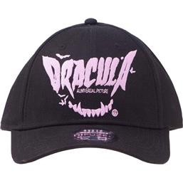 Dracula: Bite Curved Bill Cap