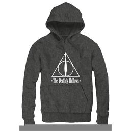 Harry Potter The Deathly Hallows Hoodie