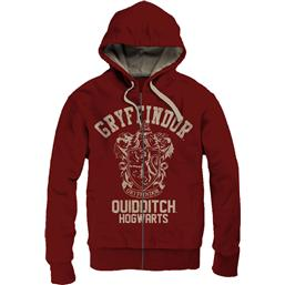 Harry Potter: Harry Potter Gryffindor Quidditch Hoodie