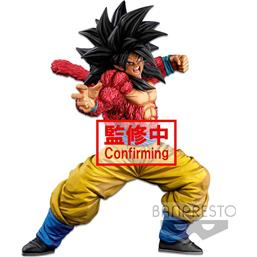 Super Saiyan 4 Son Goku (Two Dimentions) Statue 25 cm