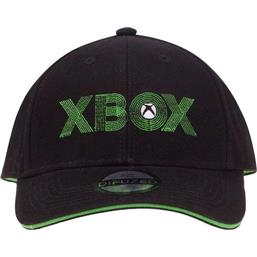Microsoft XBox: Wire Letters Curved Bill Cap