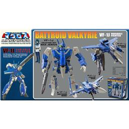 VF-1J Max Valkyrie Transformable Collection Action Figure 1/100 13 cm
