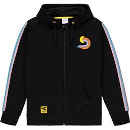 Retro Gaming: Pac-Man Hooded Sweater 1980