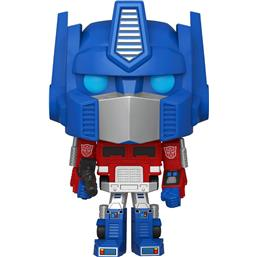 Optimus Prime POP! Retro Toys Vinyl Figur (#22)