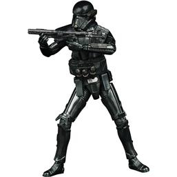 Carbonized Imperial Death Trooper Vintage Collection Action Figure 10 cm