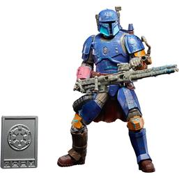 Heavy Infantry Mandalorian Credit Collection Action Figure 15 cm