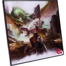 D&D Starter Set Crystal Clear Picture 32 x 32 cm