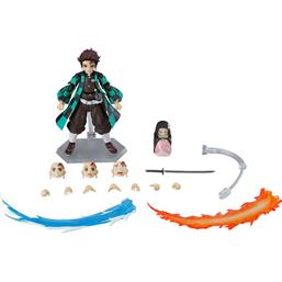 Diverse: Tanjiro Kamado DX Edition Figma Action Figure 13 cm