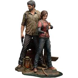 Last of Us: Joel & Ellie Statues 1/9