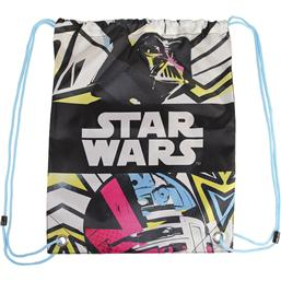 Star Wars: Darth Vader og R2-D2 Gymnastiktaske