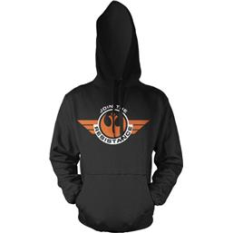 Join The Resistance Hooded Sweater