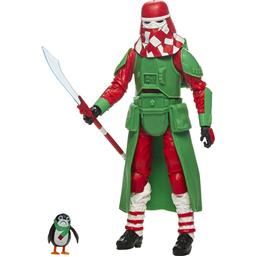 Snowtrooper (Holiday Edition)  Black Series Action Figure 15 cm