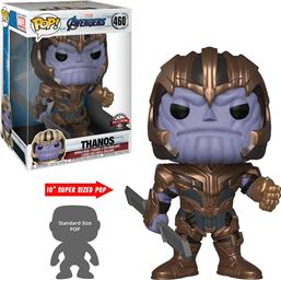 Avengers: Thanos Super Sized POP! Movies Vinyl Figur 25 cm