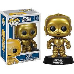 Star Wars: C-3PO POP! Vinyl Bobble-Head (#13)