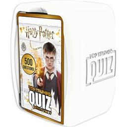 Harry Potter Top Trumps Quiz (Engelsk)