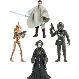 Vintage Collection Action Figures 4-pack 10 cm