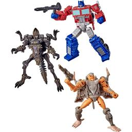 Generations War for Cybertron 3-Pack Action Figures Core Class