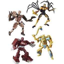 Generations War for Cybertron: Kingdom Action Figures Deluxe 4-Pack