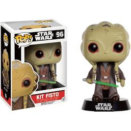 Kit Fisto POP! Vinyl Bobble-Head (#96)