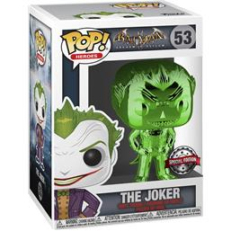 DC Comics: The Joker Green Chrome Exclusive POP! Heroes Viny Figur (#53)