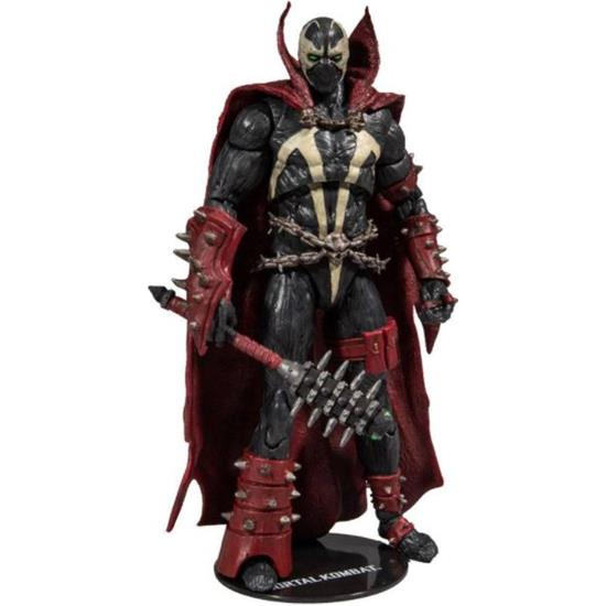 Mortal Kombat: Spawn Action Figure With Mace 18 cm