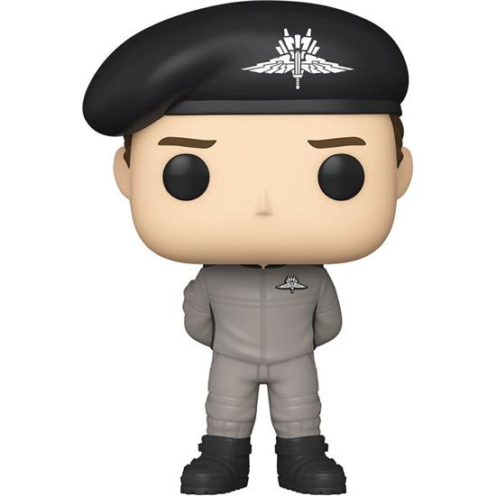Starship Troopers: Johnny Rico In Jumpsuit POP! Movies Vinyl Figur (#1047)
