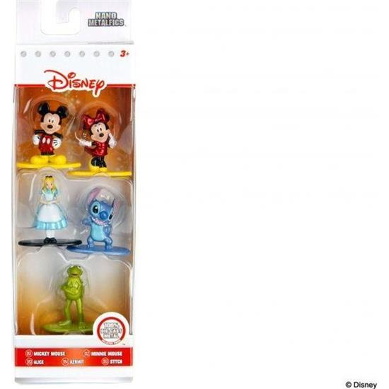 Muppet Show: Disney Series 2 Nano Metalfigs Diecast Mini Figures 5-Pack 4 cm