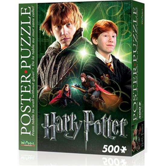 Harry Potter: Ron Weasley Plakat Puslespil
