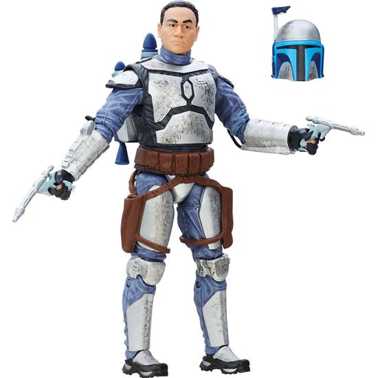 Star Wars: Jango Fett Black Series Action Figur